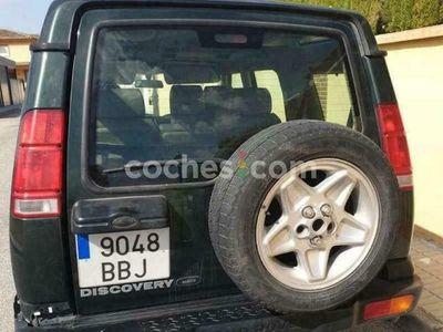 usado Land Rover Discovery Expedition Td 5 138 cv en Granada