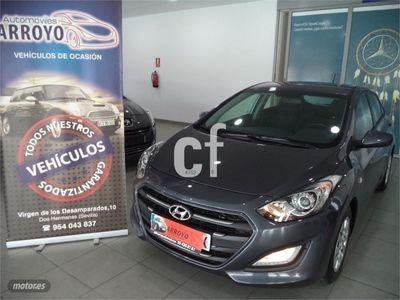 usado Hyundai i30 1.6 CRDi 110cv BlueDrive Cruise