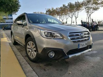 usado Subaru Outback 2.5i Executive Plus CVT