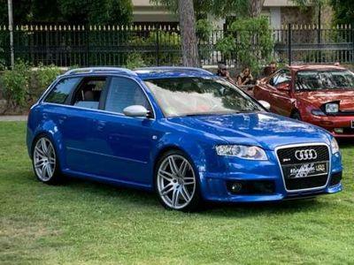 usado Audi RS4 Avant 4.2 V8 FSI quattro