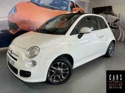 usado Fiat 500C
