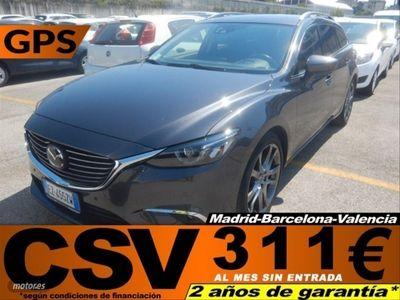 usado Mazda 6 2.2 DE WAGON Luxury + Pack Premium + Pack Tr