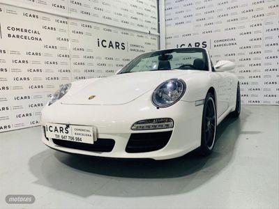 usado Porsche 911 Carrera S Cabriolet 997