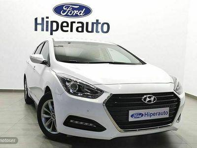 usado Hyundai i40 1.7 CRDi 85kW 115CV BlueDrive Klass