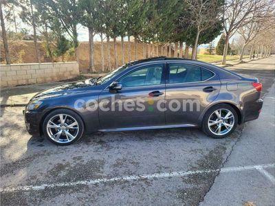 usado Lexus IS250 IsC President Aut. 208 cv en Teruel