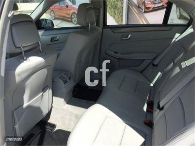 usado Mercedes E250 Clase ECDI