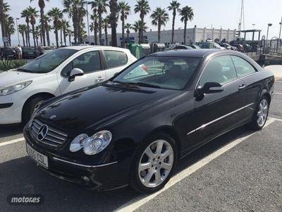 usado Mercedes CLK500 ClaseELEGANCE