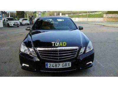 usado Mercedes E250 ClaseCDI