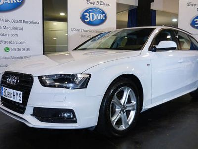 brugt Audi A4 Avant 2.0TDI DPF S line ed.Mult.150 S line edition
