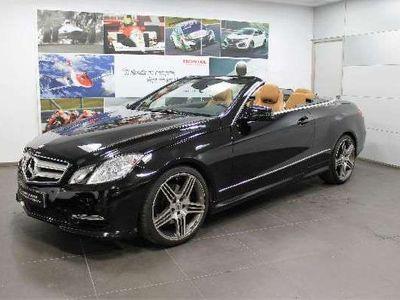 usado Mercedes E250 -CLASS 1.8 CABRIO BLUE EFF. ELEGANCE 2P