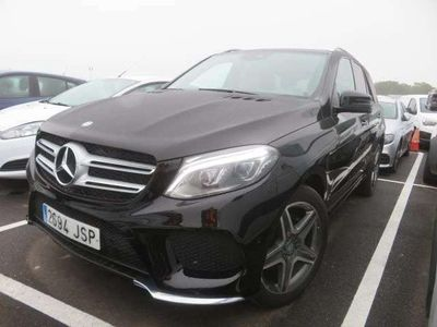 usado Mercedes GLE250 Clased 4Matic AMG 2.1 CDI