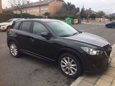 usado Mazda CX-5 2.2DE Luxury P.Safety+TS+Nav.4WD Aut.