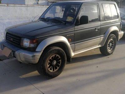 usado Mitsubishi Montero Corto 2.5 Tdi GLX