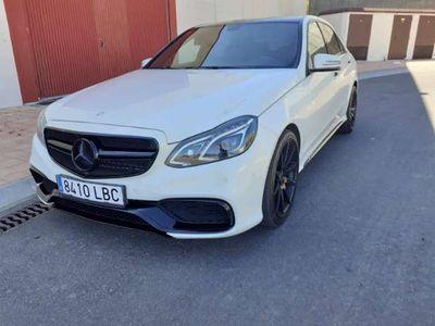 usado Mercedes E220 Elegance 9G -Tronic