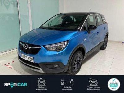 usado Opel Crossland X 1.2 81kW (110CV) S/S Edition