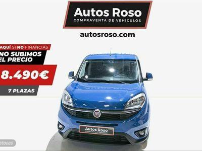 usado Fiat Doblò Panorama 1.6mjt Easy 88kw 120 cv en Palmas, Las