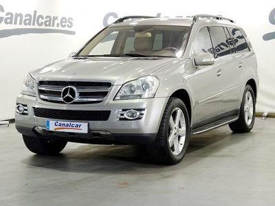 usado Mercedes 500 Clase GL CLASE388CV