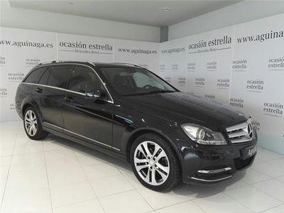 usado Mercedes C220 CDI ESTATE AVANT AUT--BIXENON ILS--¡¡OCASION!!
