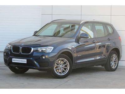 usado BMW X3 sDrive18d 110 kW (150 CV)