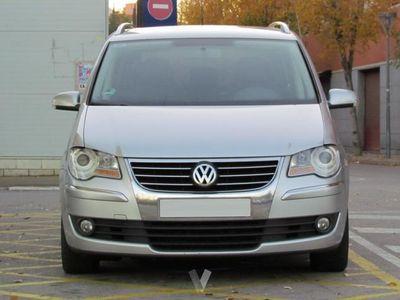 usado VW Touran 2.0 TDI 170 Traveller -08