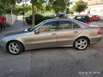 usado Mercedes E280 Estate CDI 4M Avantgarde Aut.