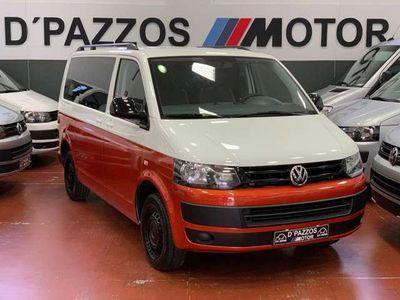usado VW Caravelle 2.0TDI Comfortline