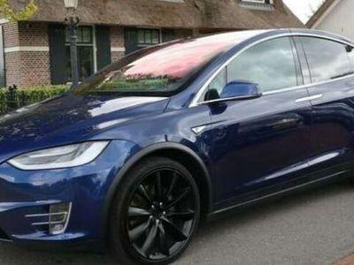 usado Tesla Model X 90D *AUTOPILOT/LLANTA 22/6 PLAZAS*