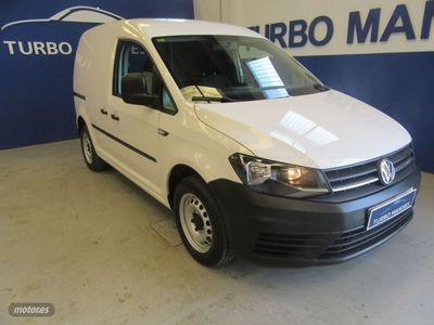 usado VW Caddy Life 1.9 TDI 75cv 7 plazas