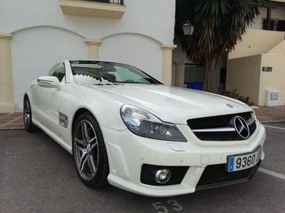 usado Mercedes SL63 AMG AMG Clase R230 7G **Increible 65.000kms**