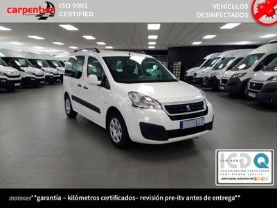 usado Peugeot Partner Tepee Active 1.6 BlueHDi 100