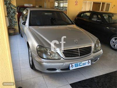 usado Mercedes S400 ClaseCDI