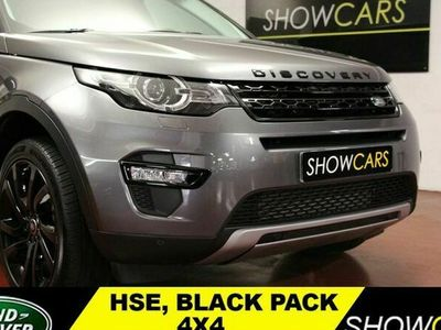 usado Land Rover Discovery Sport 2.2SD4 HSE Luxury 4x4 Aut. 190