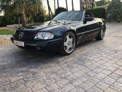 usado Mercedes SL600