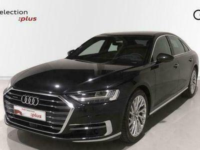 usado Audi A8 50 TDI quattro 210 kW (286 CV) tiptronic Diésel Gris matriculado el 01/2019