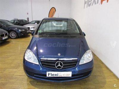 usado Mercedes A160 Clase A5p. -09