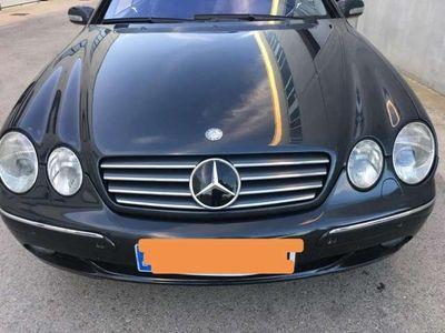 usado Mercedes CL600 V12