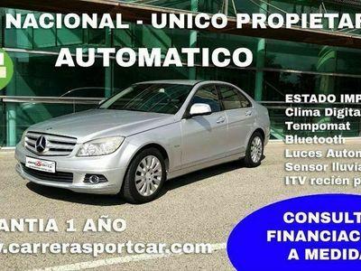 usado Mercedes C180 ClaseK Elegance Automatico Nacional Impecable