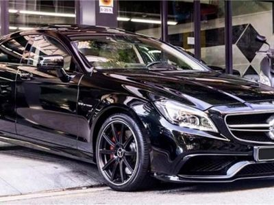 usado Mercedes CL63 AMG Clase CLAMG