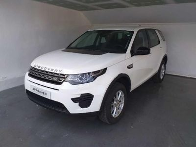 usado Land Rover Discovery Sport 2.0 TD4 110KW 4WD PURE 150 5P