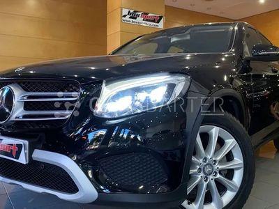 usado Mercedes GLC220 GLC220d4Matic Aut.