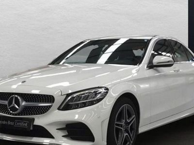 usado Mercedes C200 Clased (EURO 6d-TEMP)