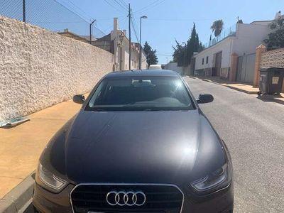 usado Audi A4 2.0TDI DPF S line edition Multitronic 150