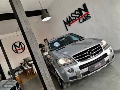 usado Mercedes ML63 AMG Clase MAMG 4M