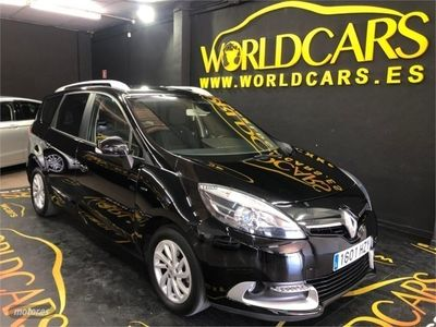 used Renault Grand Scénic Limited Energy dCi 130 eco2 5p