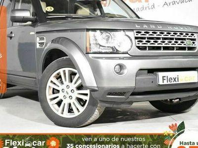 usado Land Rover Discovery 4 3.0 TDV6 HSE