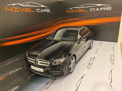 usado Mercedes E220 9G-Tronic 194 AMG