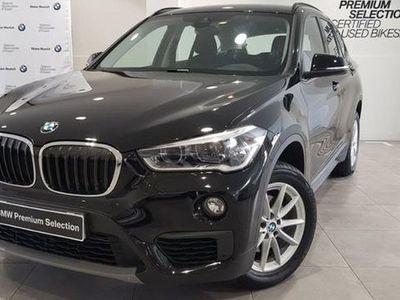usado BMW X1 sDrive 18dA
