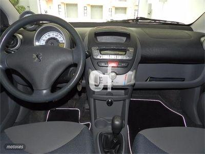 usado Peugeot 107 1.0i Urban 5p. -07