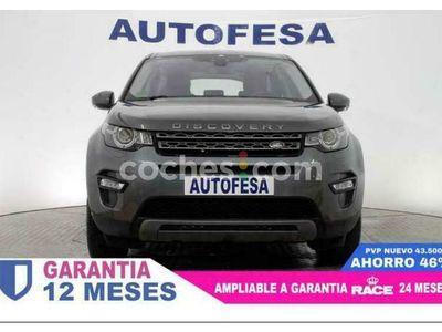 usado Land Rover Discovery Sport 2.0td4 Se 4x4 Aut. 180 180 cv en Madrid
