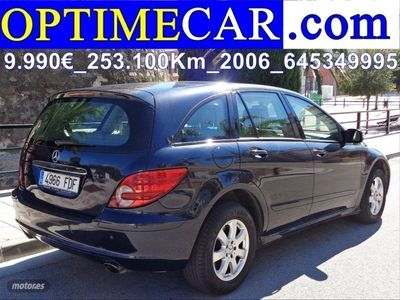 usado Mercedes R350 Clase R4MATIC